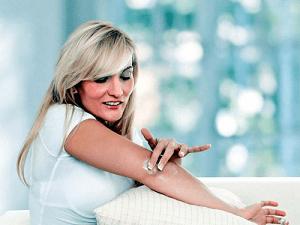 лечение не гормональными мазями
