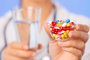 Антибиотики при фурункулах на лице